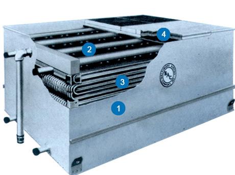 蒸发式冷凝器V系列