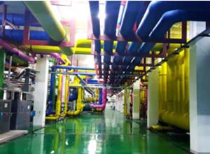 空调水系统和空调风系统